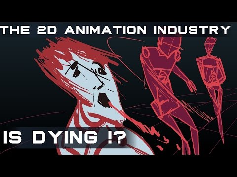 Is 2D Animation a Dying Industry?