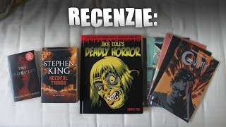 #3 - Exorcistul, Outcast, Stephen King si Jack Cole