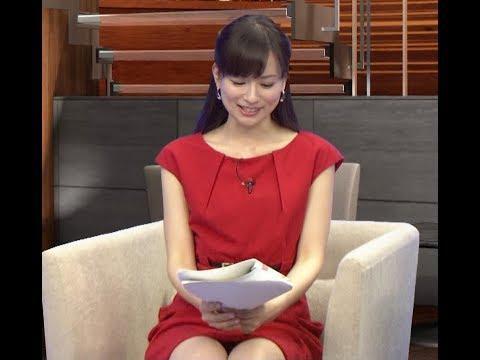 皆藤愛子さんの Biz ストリート・フットブレイン のお色気シーン!