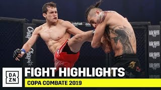 HIGHLIGHTS | Copa Combate 2019