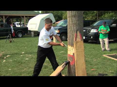 2011 Clarkson Lumberjack Competition Part 1 Section 1.mov