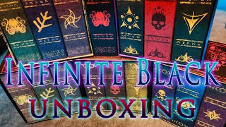Infinite Black Unboxing (with Extras)