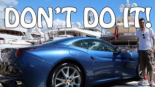 Why you DON'T want a Ferrari as your everyday car!