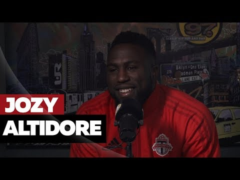 Jozy Altidore on Winning First MLS Cup, Drake & Dating Sloane Stephens