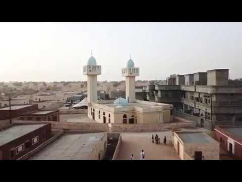 Boubacar Mauritania with Beautiful Qaseeda
