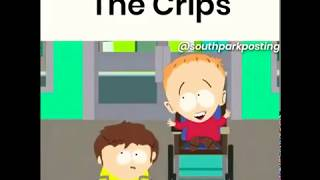 South Parks The Crips