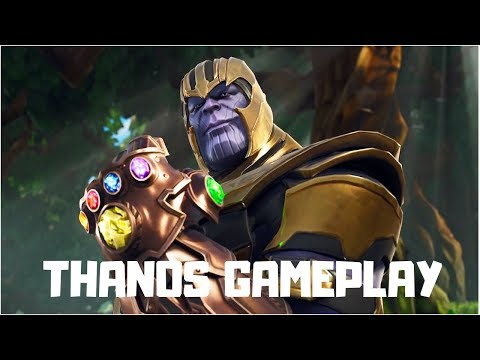 how to get thanos first