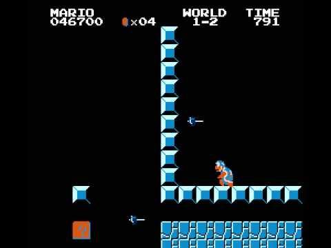Let's Quickly Play Super Mario Bros. Frustration - Episode 2 - Victory = Certain?!?