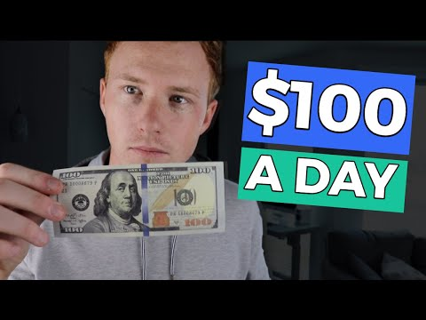 Make $100 A DAY With Affiliate Marketing (ZERO Money To Start)