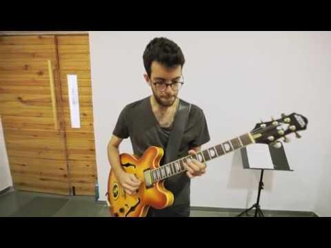 GMI Sessions - Jeff's Strut (Joe Porcaro/David Garfield)