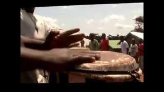 Momento di festa nella fattoria didattica di Wotoro - Rep. Centrafricana