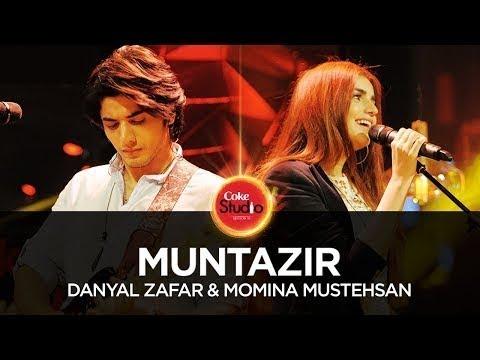 Muntazir 1080p   Danyal Zafar feat Momina Mustehsan Coke Studio Season 10 FunmazaHD