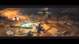 Dragons Dogma Part 1 Tutorial (Commentary)
