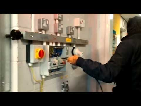electrical practical test