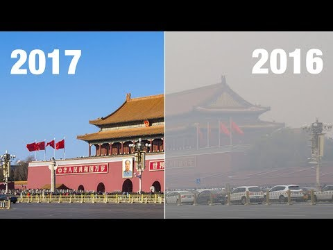 Is Beijing winning the battle against air pollution?