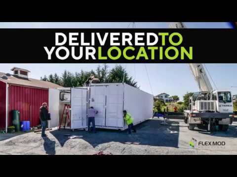 C1D1 Extraction LABS | Cannabis Cultivation Facilities | FlexMOD