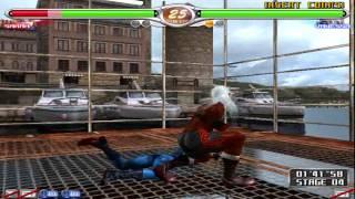 Virtua Fighter 4 Gameplay