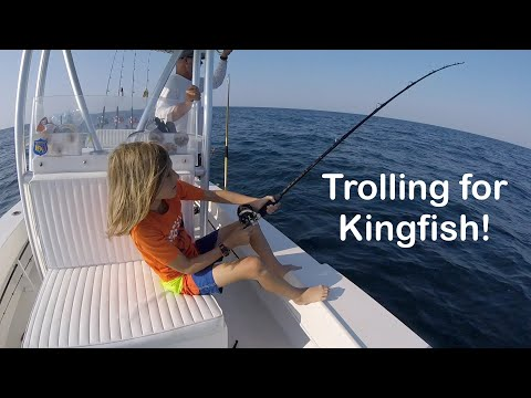 Trolling For Kingfish