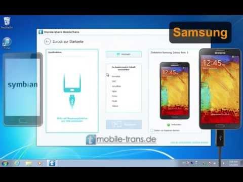 [Nokia zu Samsung Weisung]: Wie Sie alle Daten von Nokia auf Samsung direkt übertragen