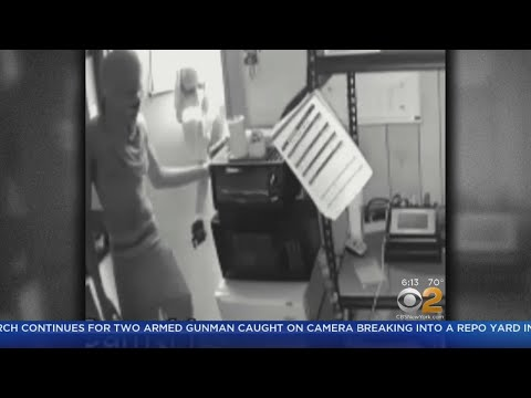 Thieves Steal 2 SUVs From Brooklyn Repo Yard