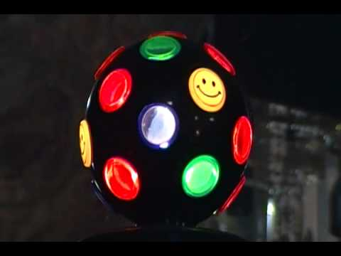 Globo Robo Bizarro, Bizarre Globe Robot