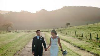 South Coast Wedding Video - Elisha & Matt - Jamberoo