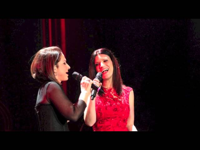 Laura Pausini al Madison Square Garden Travel Video