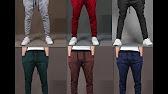 Getwear Мужские свободные джинсы с потёртостями - YouTube
