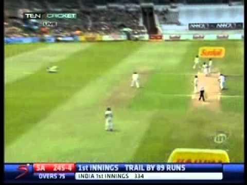 India vs South Africa: Jacques Kallis scores century