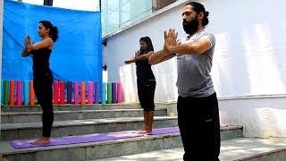 Yoga - Hatha Yoga Suryanamaskar
