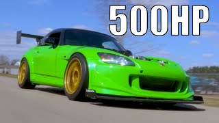 Turbo k24 Honda S2000 - SuperK