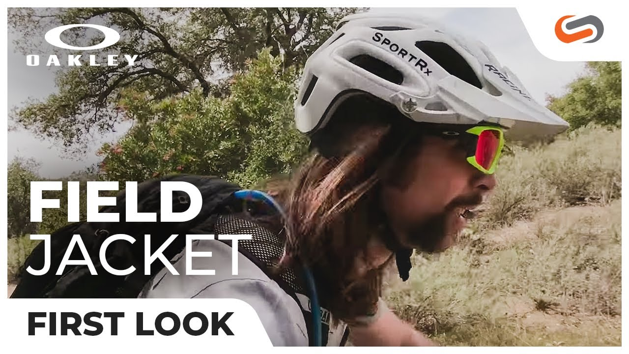 504e5bc8a2 Oakley Field Jacket FIRST LOOK