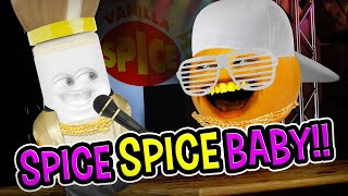 Annoying Orange - Spice Spice Baby!