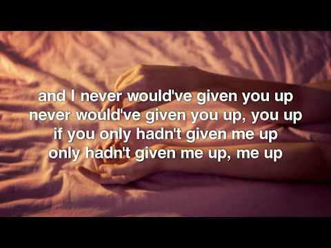 CHVRCHES - High Enough To Carry You Over (lyrics)