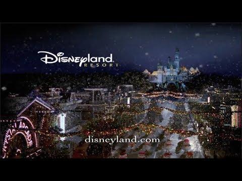 Disneyland Resort Snow Globe TV Commercial