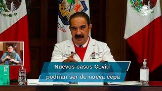 Manuel de la O Cavazos, secretario estatal de Salud, declaró que esto explicaría por qué hay tantos contagios en la entidad, a pesar de todas las acciones que realizan las autoridades