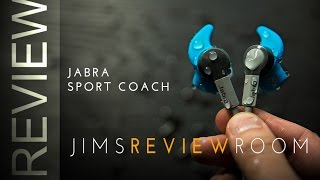 Video Jabra Sport Coach Sport Earphones - REVIEW Pt. 2 of 2 download MP3, 3GP, MP4, WEBM, AVI, FLV Juli 2018