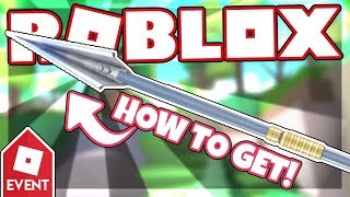[EVENT] How to get the BLACK PANTHER SPEAR | Roblox Miner's Haven