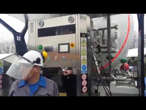 Revija Transport & Logistika - Otvoritev prve javne polnilnice LNG v Sloveniji