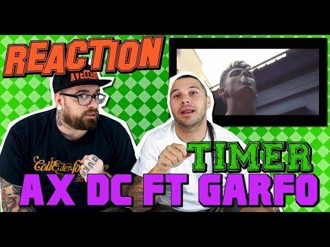 AX-DC - TIMER feat. Garfo | RAP REACTION 2017 | ARCADE BOYZ PREMIUM