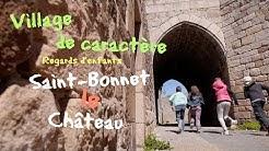 St-Bonnet-le-Château, village de caractère