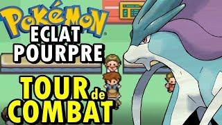 Pokémon Eclat Pourpre (Detonado - Parte 33) - Tour de Combat