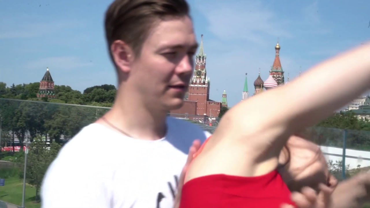 APRIL Бразильский зук, Антон Ищенко и Надежда Мурашева, Москва 2019