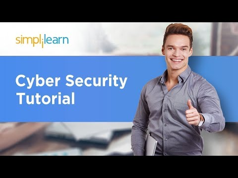 Cyber Security Tutorial | Cyber Security Training For Beginners | Cyber Security | Simplilearn