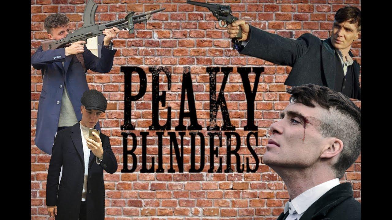 Vlog - J'étais au 1er Festival PEAKY BLINDERS à Birmingham !