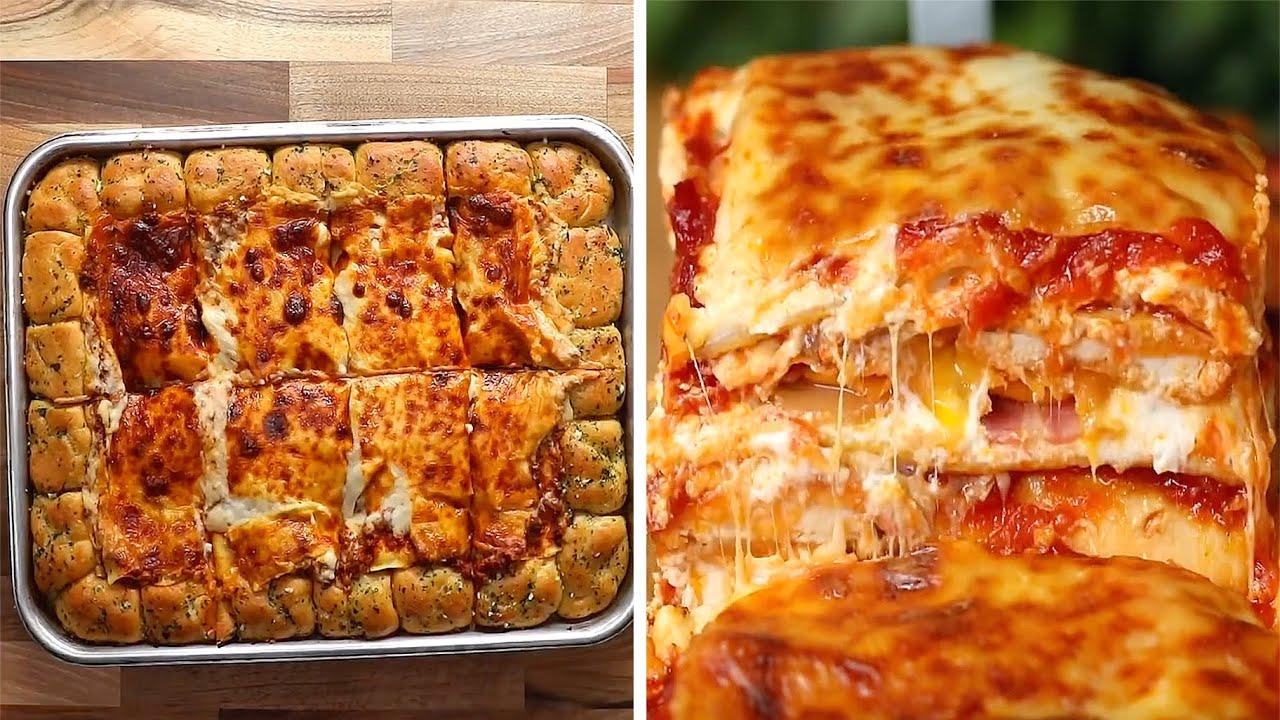 10 Cheesy Loaded Lasagna Recipes
