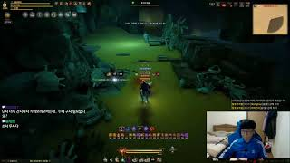 닌자 vs 무사+소서러 히스전투(ninja VS MUSA + SORCERESS)
