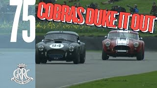 AC Cobras slither sideways in venomous 75MM battle