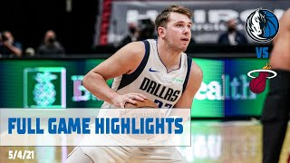 Luka Doncic (23 points) Highlights vs. Miami Heat