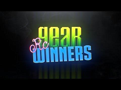 Gear Faction Recruitment Challenge Winners